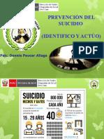 PREVENCION DEL SUICIDO_IDENTIFICO Y ACTUO_setiembre_csmc_Huaycan.pptx