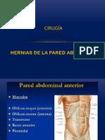 7. Hernias