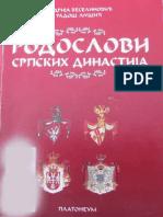Andrija Veselinovic - Rados Ljusic - Rodoslovi srpskih dinastija