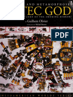 Mockeries and metamorphoses of an Aztec god  Tezcatlipoca, Lord .pdf