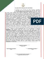 declaracion jurada DE SOLTERIA  CRISTELA.doc