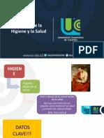 Historia de la Higiene y la Salud