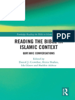 Reading the Bible in Islamic Context181420304