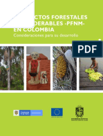 Productos forestales no Maderables den Colombia.pdf