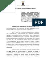 LEI_Nº_1.884_de_30.12.2011_-_SAERB Firma_contrato_de_parceria_com_o_DEPASA