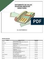 DIRECTORIO MEDICAID-MI SALUD