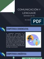 SEMANA 4 REDACCION Y COMUNICACION