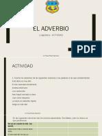 El Adverbio II- Actividad