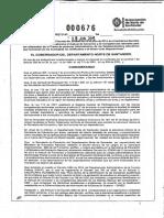 Dec. 676 Manual de Funciones