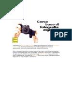 Nikon corso base di fotografia digitale