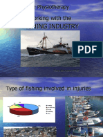 Fishing for Physiotherapists