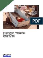 Destination Philippines - Insight Tour