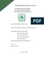 PLAN DE EXPORTACIÓN- GRUPO N° 3 - COCO FRESCO (111)