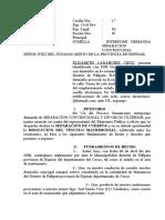 DEMANDA DE CAMBIO DE NOMBRE DE PILA- CARMEN