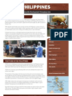 Philippines Community Development - Tearfund New Zealand