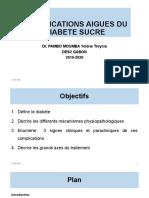 V2 TREYCIA-COMPLICATIONS AIGUES DU DIABETE SUCRE.pptx