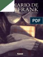 el diario de Ana frank prologo