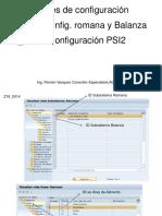 Taller Configuración Romana-PSI2