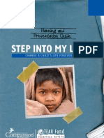 Step into My Life - Planning and Presentation Guide