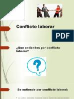 Conflicto laborar