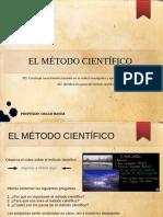 GUÍA METODO CIENTIFICO