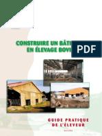 batiments pour elevage bovin