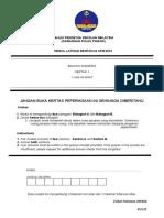 SPM TRIAL 2019 - Penang - P1