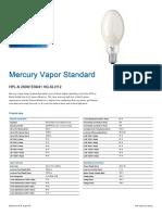 _ HPL-N 250W E39_41 HG.SLV_12 _  _ Mercury Vapor Standard ___ Philips _