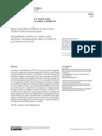 OLIVEIRA, Roberta Gondim de et al. Desigualdades raciais e morte no horizonte- COVID-19 e o racismo estrutural.pdf