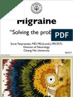 Migraine for Psychiatrist, Mae Hong Sorn, 54