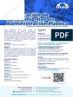 Afiche Certificación Nivel Básico 7 Edición EXONERACIÓN
