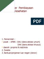 Sumber  Pembiayaan Kesehatan 1.pptx