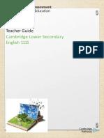 1111 Lower Secondary English Teacher Guide 2018_tcm143-354126