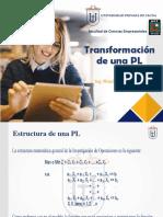 Transformacion PL