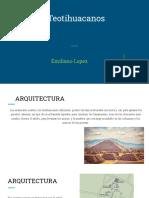 Exposicion Teotihuacanos