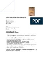 Rapport OPH 2011 en Corse