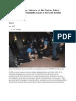---12-10 Séptimo día huelga - Violencia en Río Piedras, Policía arremete contra estudiantes dentro y fuera del Recinto