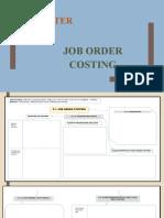DPA5023 - Job Order Costing