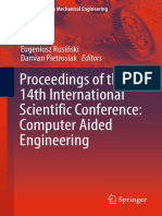 (Lecture Notes in Mechanical Engineering) Eugeniusz Rusiński, Damian Pietrusiak - Proceedings of the 14th International Scientific Conference_ Compute.pdf