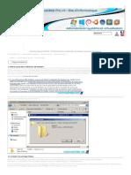 Windows Server 2008 R2 - Profils itinérants, redirection de dossiers et quotas de disques - Page 2 - InformatiWeb Pro 002