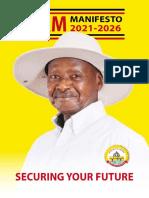 NRM Manifesto 2021-2026