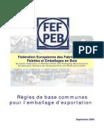 FEFPEB_COMMON_BASIC_RULES_FR