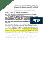 Leung Ben vs. P. J. O'Brien, Et Al. (Digest)
