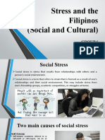 Stress and the Filipinos