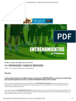 3x3. TEMPORIZACIÓN Y CAMBIO DE ORIENTACIÓN _ El blog de Samy