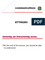 ETT 05203 Lecture 4 Communication Software and Protocol