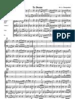 Preludio Te Deum - Charpentier