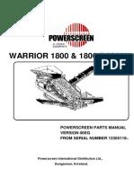 Warrior 1800