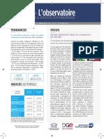 Observatoire de la petite entreprise n°78 FCGA – Banque Populaire
