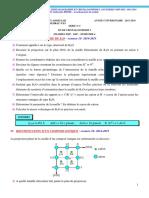 CRISTALLOGRAPHIE-CRISTALLOCHIMIE-SOLUTION-SERIE-N°2_ S4_   SMC-SMP-15-16-Pr BRITEL